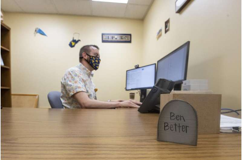 Too much, too little or just right: WVU researchers study proper 'dosing' of telehealth