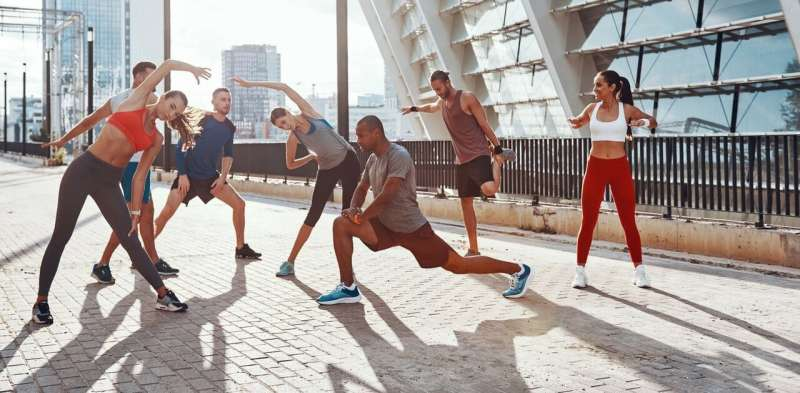 To stretch or not to stretch before exercise: What you need to know about warm-ups