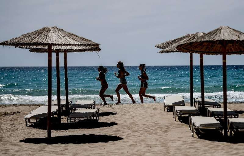 Tourist-dependent countries like Greece are desperate for the return of mass travel to boost their economies