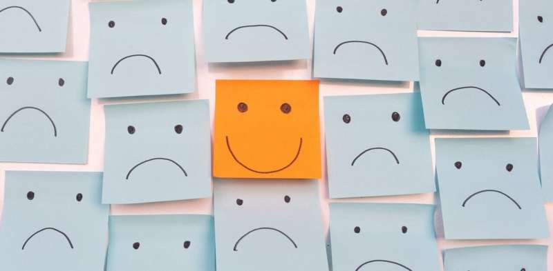 'Toxic positivity': Why it is important to live with negative emotions