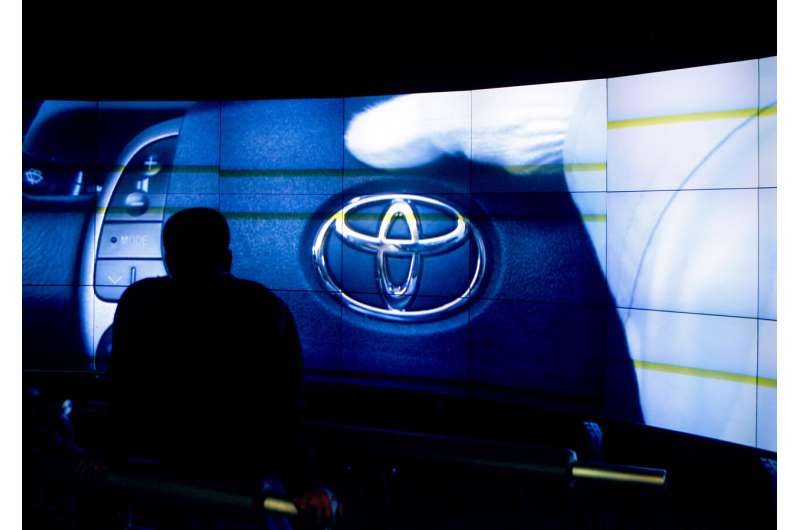 Toyota to add electric, plug-in hybrid vehicles next year
