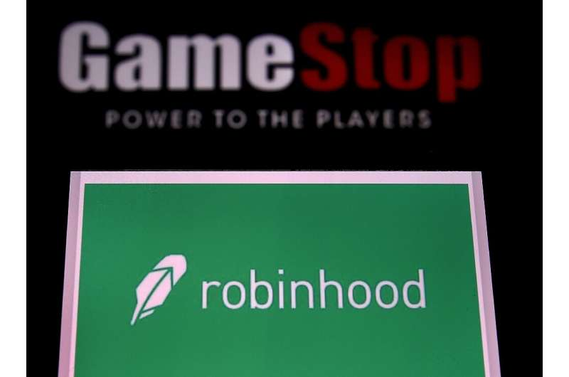 Trading platform Robinhood has struggled to cope amid a social media-driven surge in popularity for GameStop stock