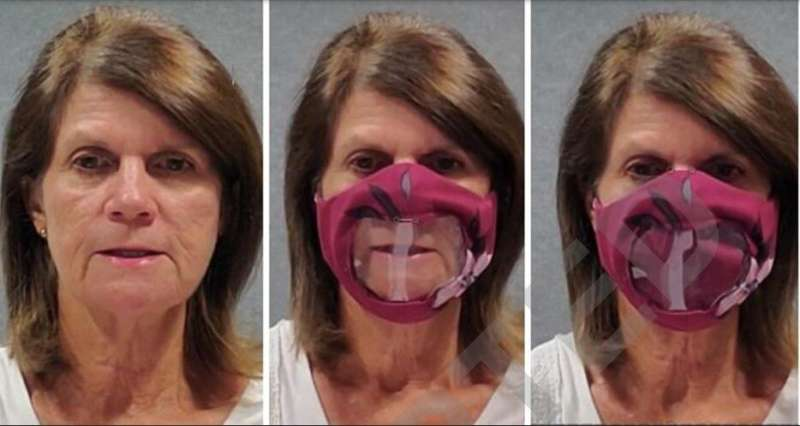 Transparent mask increases comprehension of speech by 10%, study shows