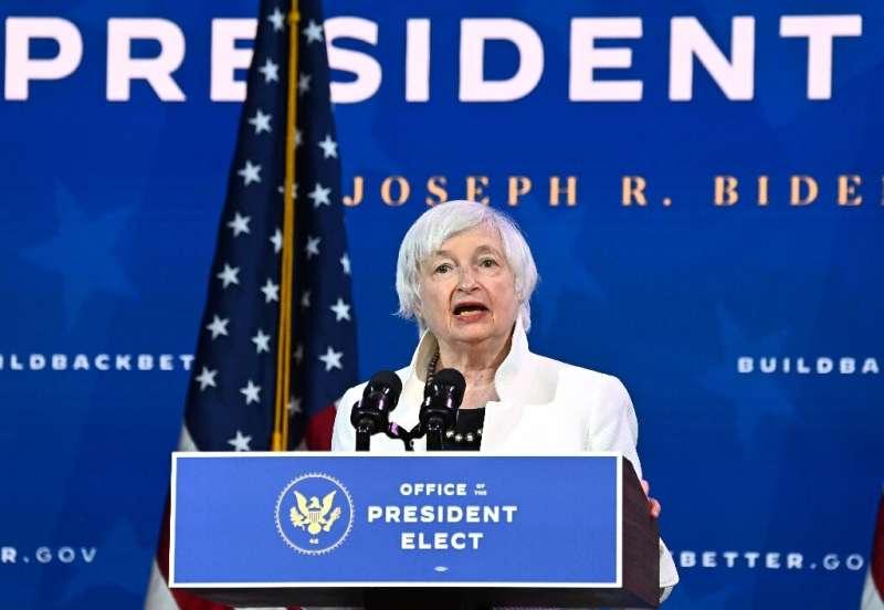 Treasury Secretary Janet Yellen says regulators will have to understand recent trading volatility, including the GameStop episod