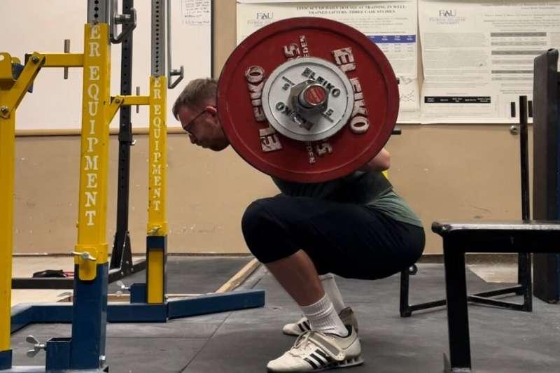 True grit? Doesn't matter for resistance training in men or women