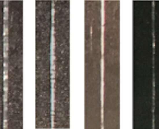 Tuning collagen threads for biohybrid robots