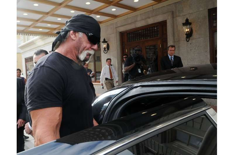 TV personality Terry Bollea aka Hulk Hogan, seen in a 2012 picture, sued Gawker Media over publication of a sex tape, eventually