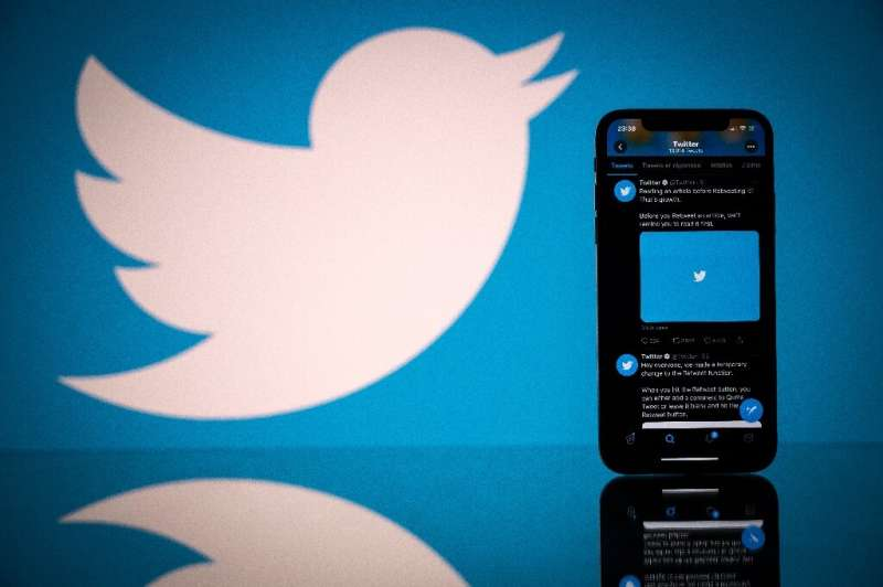 """Twitter is mulling an option allowing users to """"undo"""" a tweet within a window of a few seconds before the message is p"""