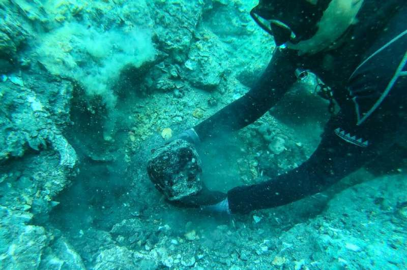 Two centuries-old shipwrecks have been found off Singapore