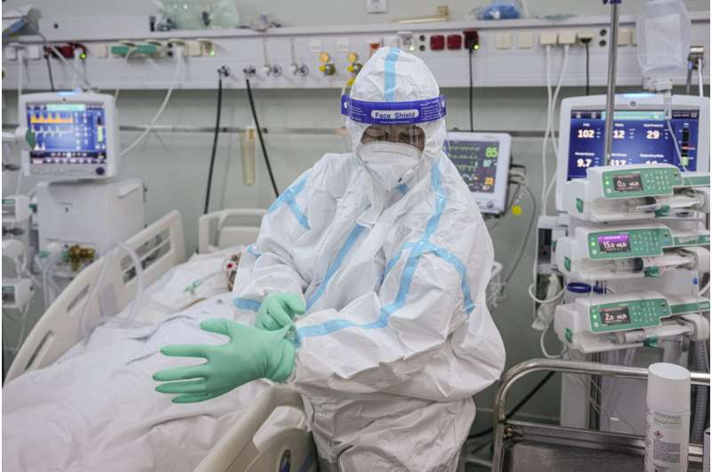 Two Europes: Low vaccine rates in east overwhelm ICUs