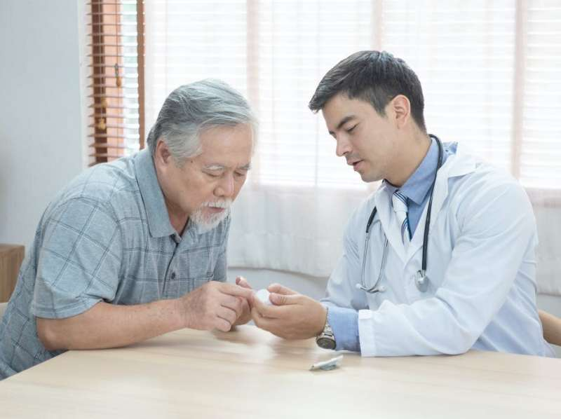 Type 2 diabetes: why treatment plans may need to be different for older adults