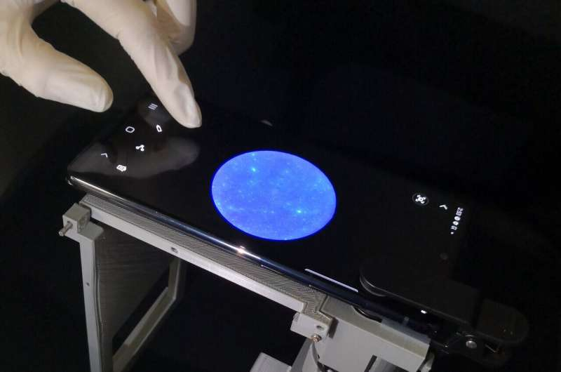 UArizona researchers develop smartphone-based COVID-19 test
