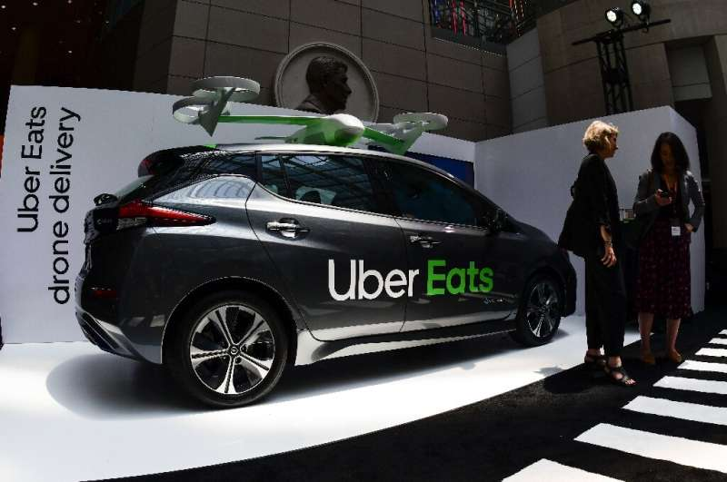 Uber Eats will be able to offer more delivery of beer, wine and spirits with the planned $1.1 billion acquisition of delivery st