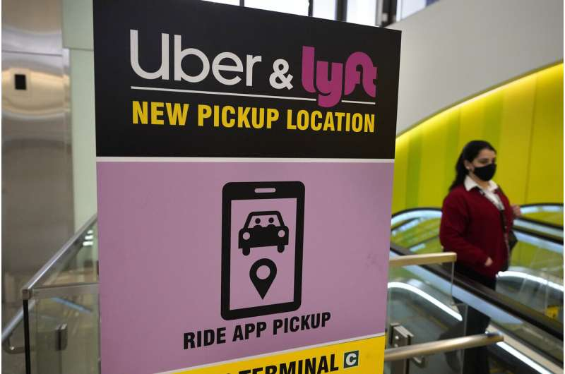 Uber, Lyft rerouted for post-pandemic profitability
