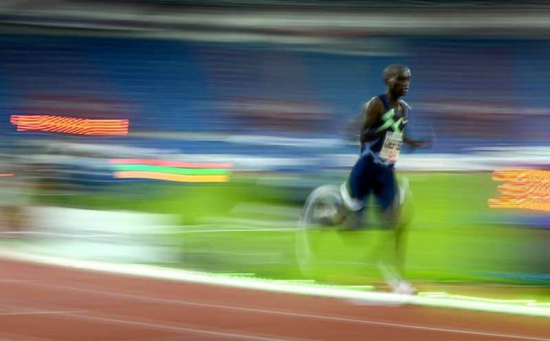 Uganda's Joshua Cheptegei is one of the top runners to have set world records using the 'super shoes'