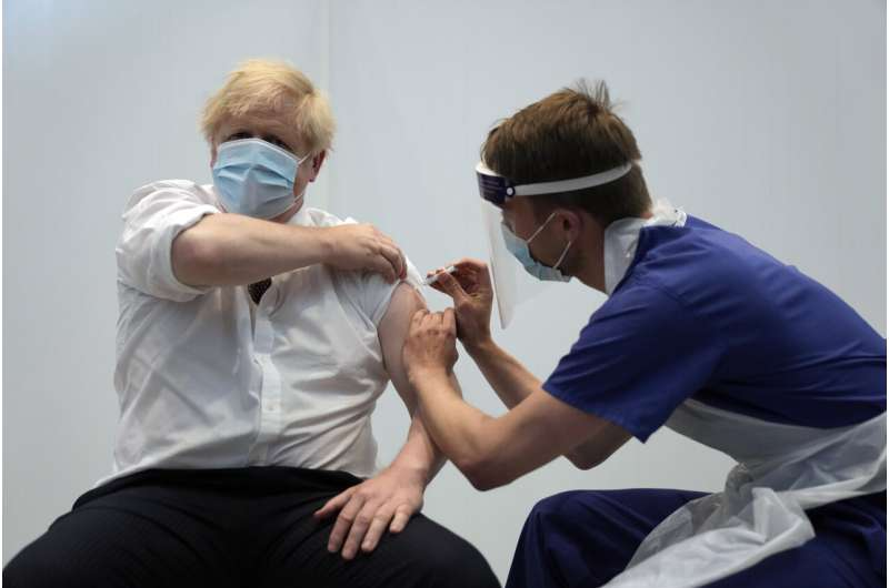 UK urges commitment to vaccinate the world by end of 2022