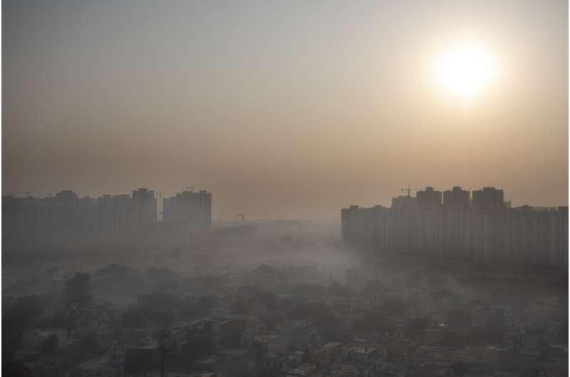 UN health agency sets higher, tougher bar for air quality