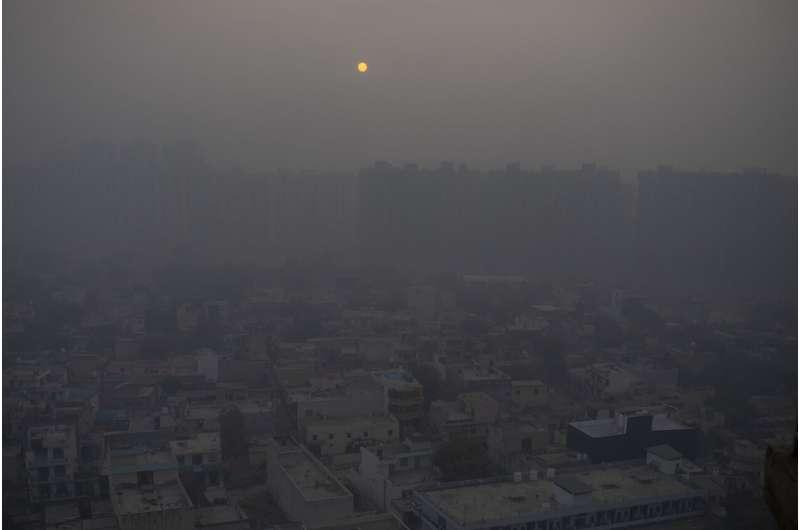 UN: Carbon-cutting pledges by countries nowhere near enough