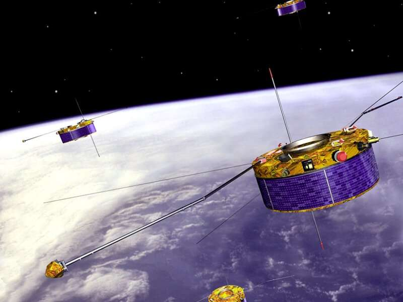 Understanding aurora formation with ESA's cluster mission