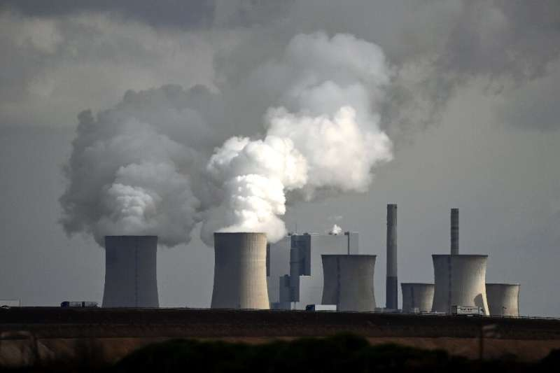 """Under the Paris deal's """"ratchet"""" mechanism, signatories are required to periodically renew their emission-cutting plan"""