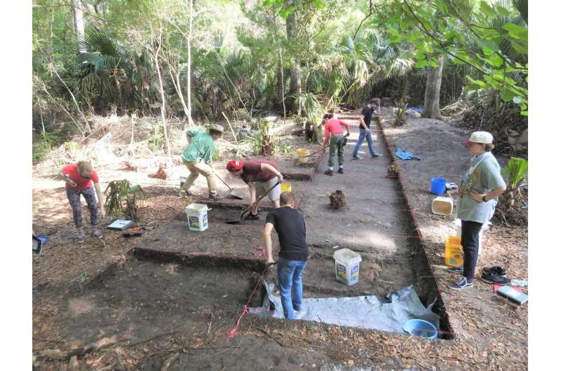 UNF archaeology uncovering lost Indigenous NE Florida settlement of Sarabay