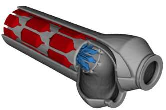 University of Illinois researchers design extreme heat exchanger using metal 3D printing