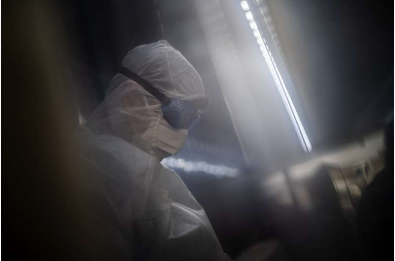 UN vaccine plan for poor countries nears rollout
