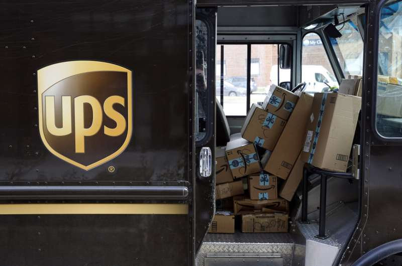 UPS explores eTVOLs, part helicopter and part plane