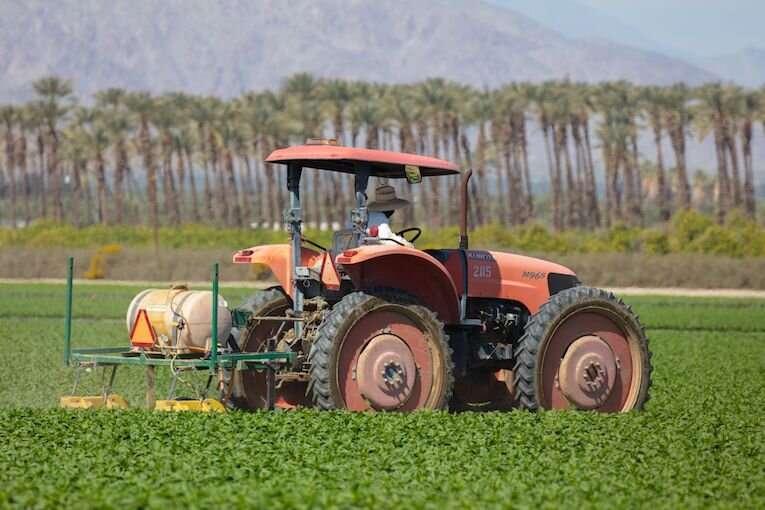 Up-trending farming and landscape disruptions threaten Paris climate agreement goals