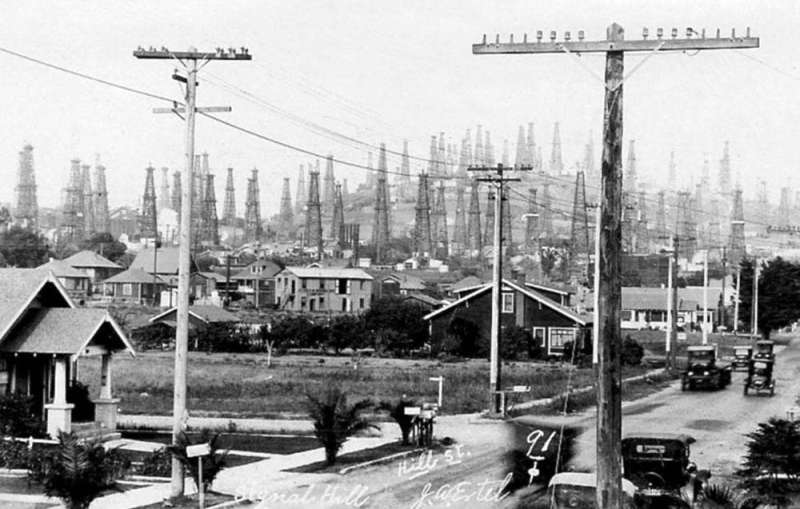 Urban oil wells linked to asthma and other health problems in Los Angeles