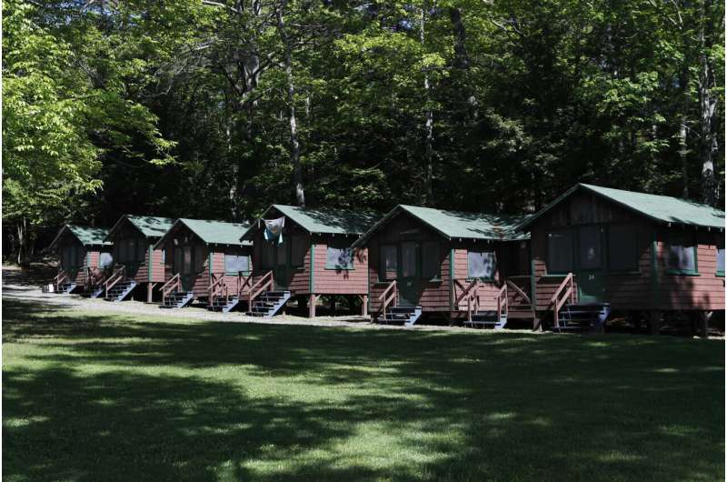 US agency loosens mask guidance for summer campers