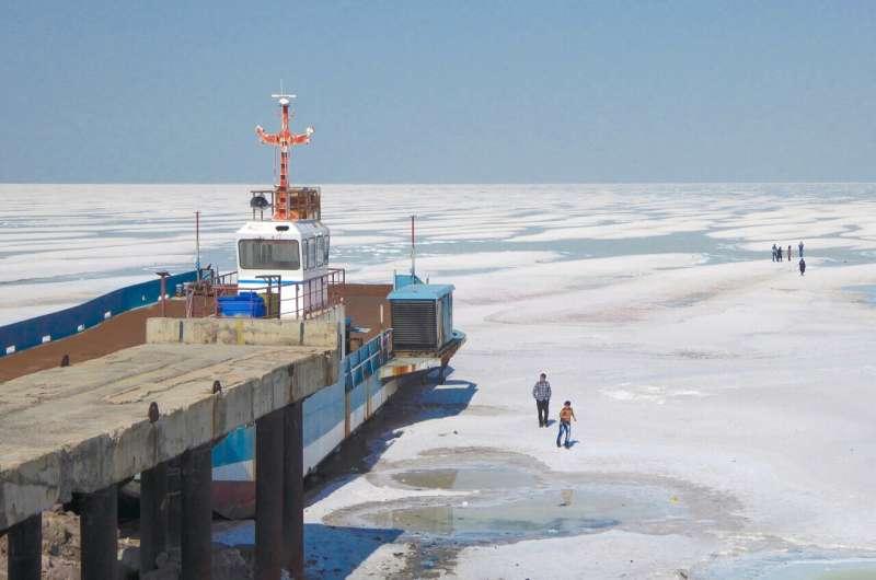 US and Iranian researchers collaborate on Lake Urmia restoration