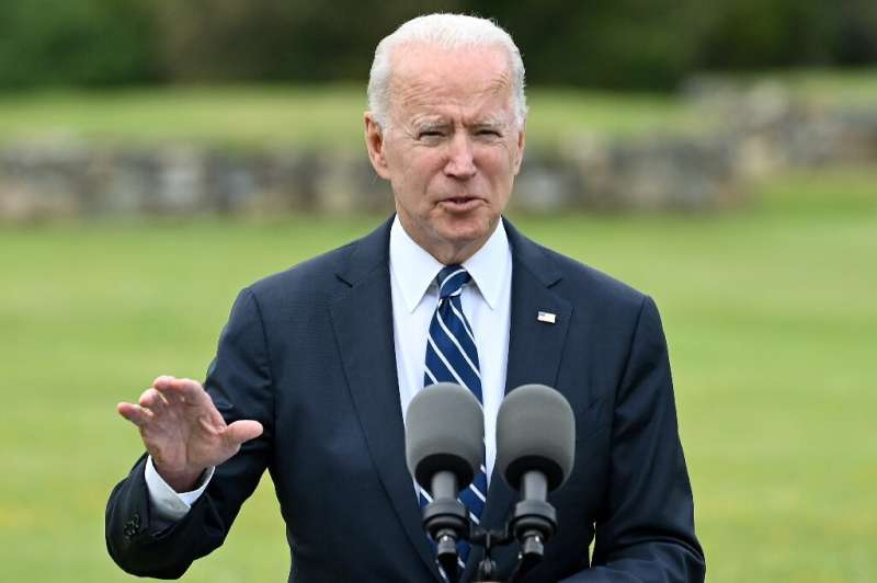 US President Joe Biden's administration is pressing to harmonize global corporate tax rates to discourage multinational firms fr