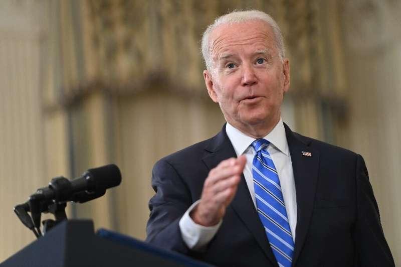 US President Joe Biden says that China has protected cyber criminals