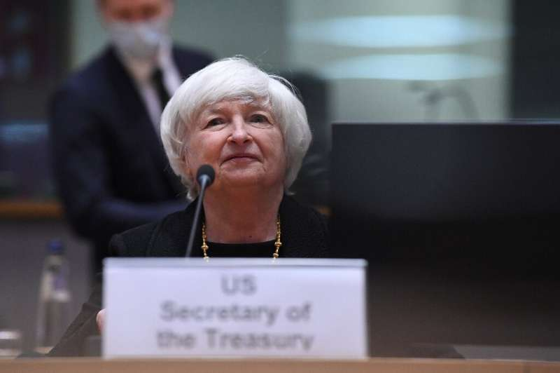 US Treasury Secretary Janet Yellen has been campaigning for countries to adopt a global tax reform, including a measure to allow