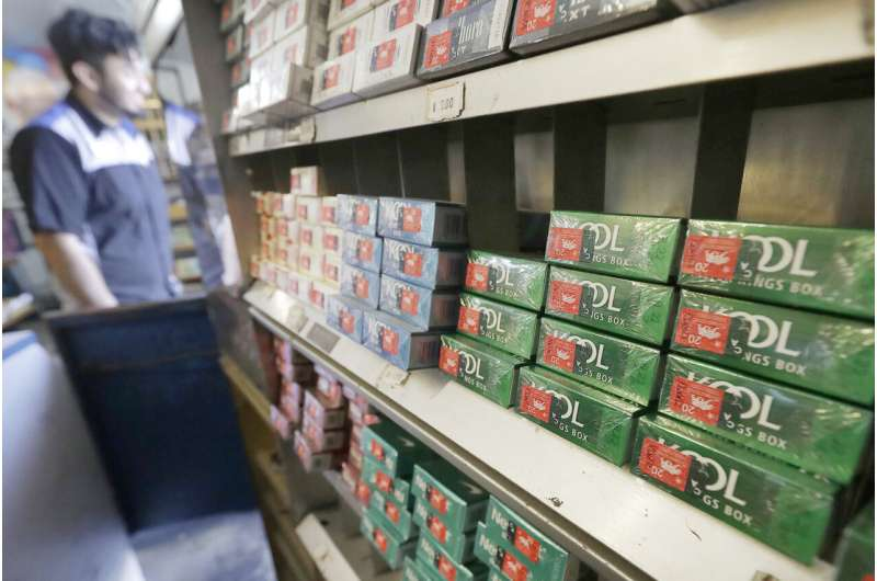 US vows again to ban menthol flavor in cigarettes, cigars