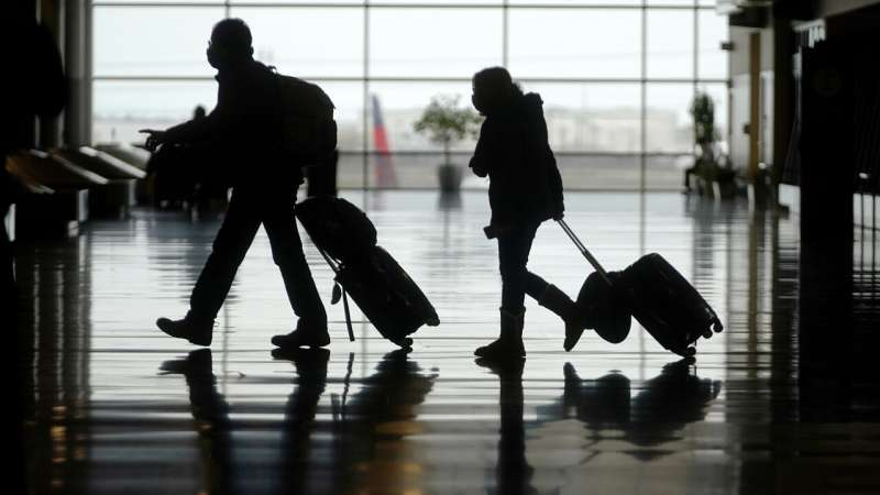 US air travel rises to highest levels yet since pandemic hit