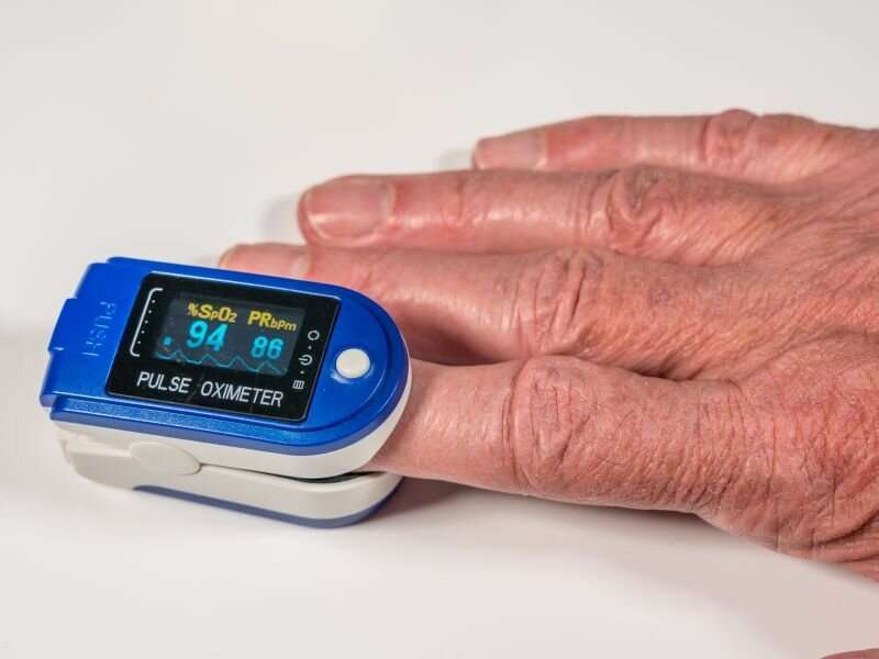 Used to gauge COVID severity, pulse oximeters can be inaccurate on darker skin