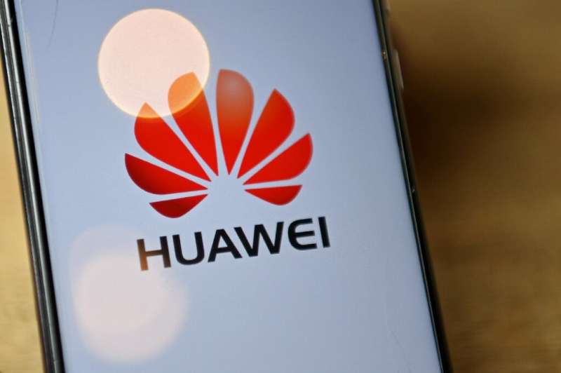 US sanctions on Chinese telecoms giant Huawei have hammered the firm's sales as it struggles to meet demand