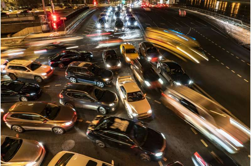 UTSA develops model to understand how a city's design creates congestion