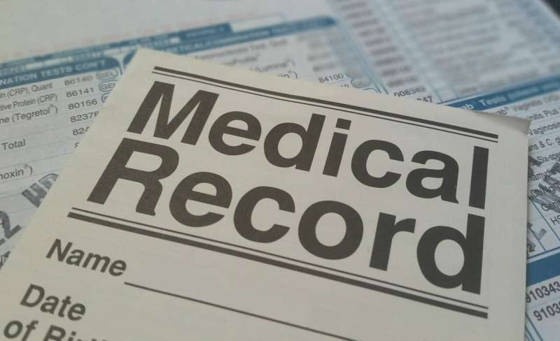 vaccination record