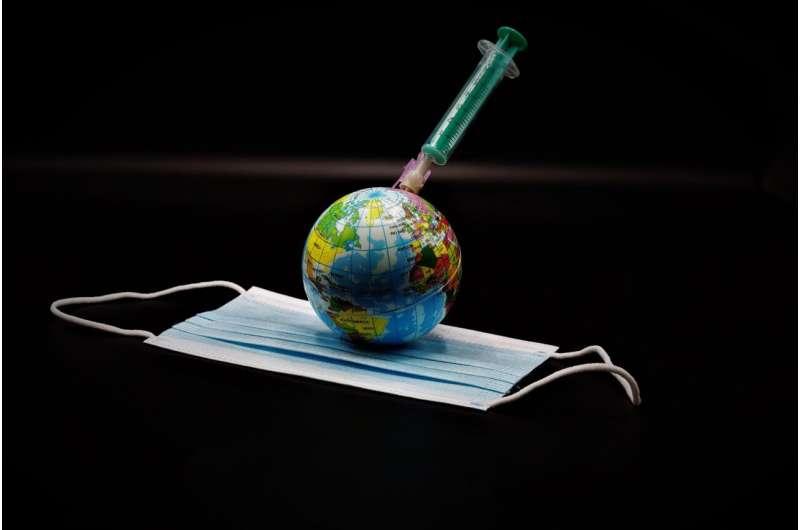 vaccination world