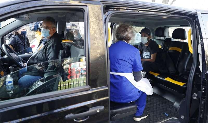 Vaxi Taxi targets vaccine anxiety as UK minority uptake lags thumbnail