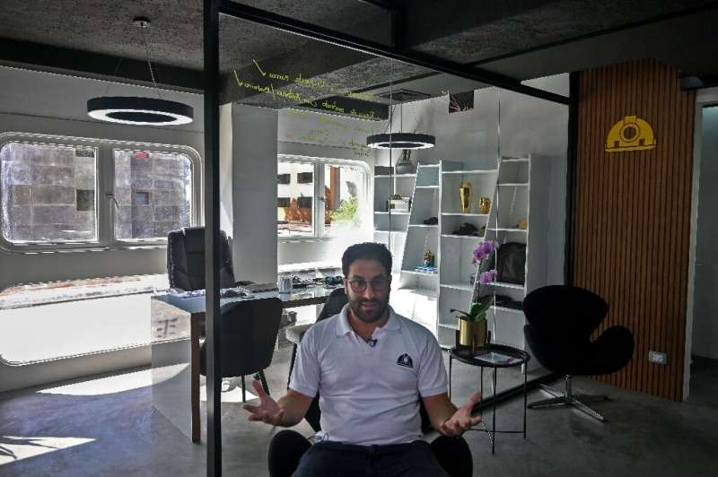 Venezuelan crypto businessman Theodoro Toukoumidis sold his car to buy his first mining computer