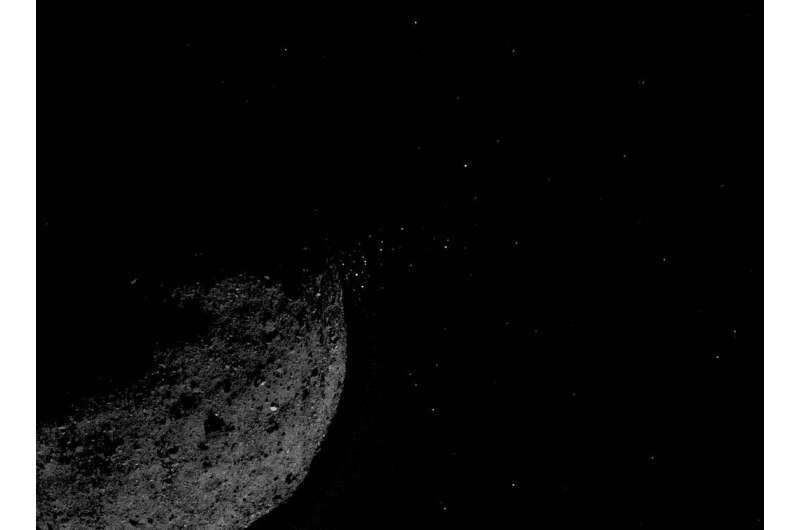 Video: NASA's OSIRIS-REx celebrates perfect departure maneuver from asteroid Bennu