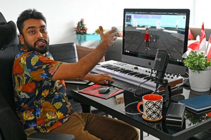 Vignesh Sundaresan's unpretentious demeanour offers no clue that he is a multimillionaire investor