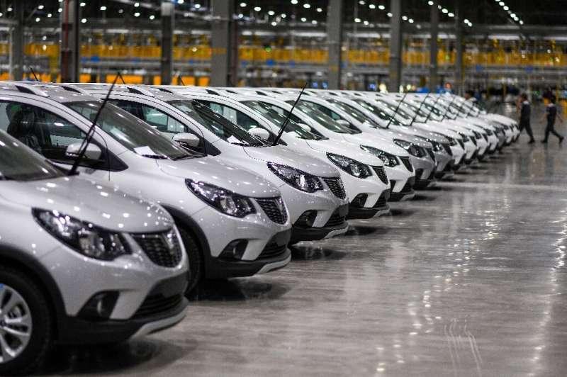 Vinfast sold around 30,000 vehicles last year