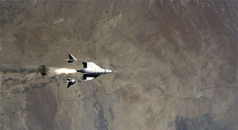 Virgin Galactic gets FAA's OK to launch customers to space