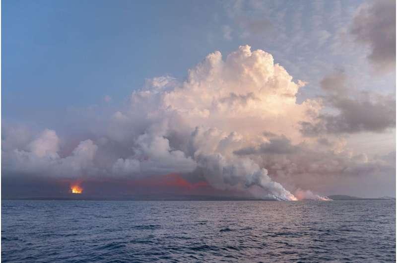 Vog forecasting critical during new Kīlauea eruption