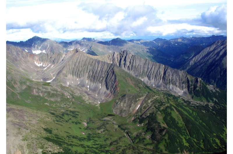Volcanoes acted as a safety valve for Earth's long-term climate